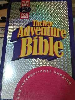 The New NIV Adventure Bible
