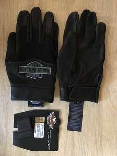 Gloves Harley Davidson (Genuine)