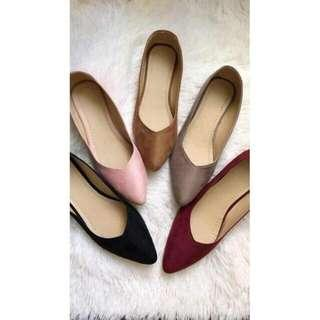 Liliw pointed doll shoes