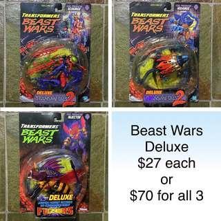 Transformers Beast Wars Transmetal & Fuzor