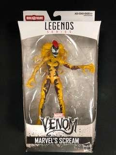 Marvel Legends Monster Venom Wave - Scream