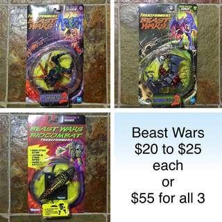 Transformers Beast Wars Transmetal