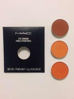 MAC Matte Eyeshadows