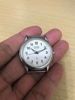 Citizen Railway Watch 星晨鐵路司機專用手錶