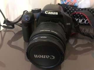 Canon 450D連 kit鏡