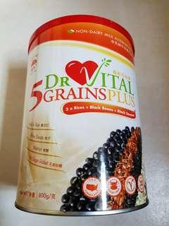 Dr Vital 5 Grains Plus Non-Dairy Milk Alternatives