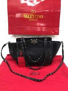 Valentino 23CM Genuine Leather
