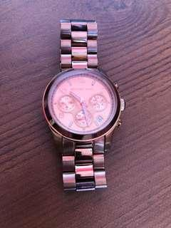 Authentic Michael Kors Rosegold Watch