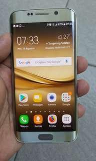 Samsung Galaxy S6 EGDE 64GB Docomo