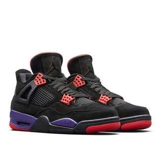Nike Air Jordan 4 Retro NRG Raptor