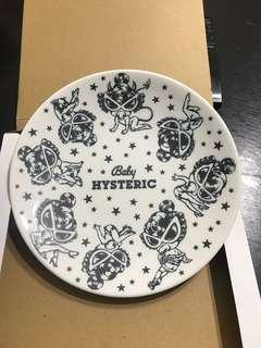 Hysteric mini 日本地區限定玻璃碟