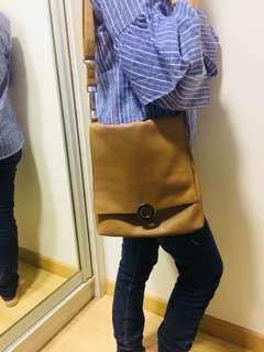 NEXT LEATHER SLING BAG