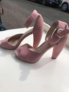 Wittner Sandal Heels Size 5