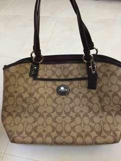 BN authentic Coach Tote Bag handbag