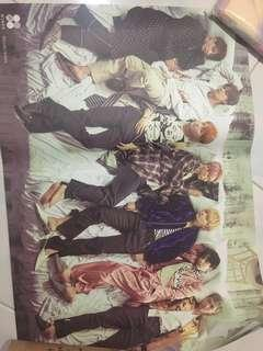 [WTT/WTS] BTS wings official poster