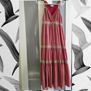 Kitschen Maxi Dress