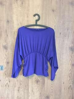 BN MEAVEOR Batwing Top