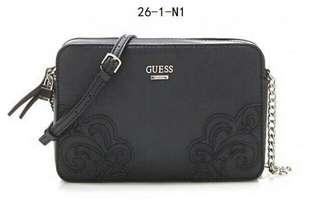 Ready stock: Guess Saffiano sling bag