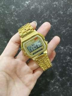 Casio Gold Watch Instock #MidSep50