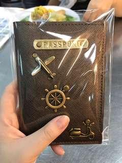 Cover passport dari Thailand
