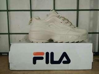 Sepatu FILA import kualitas ok