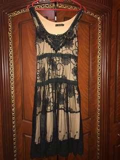 Nichii Gothic Style Floral Dress 👗#MidSep50