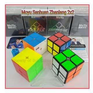 - Moyu Senhuan Zhanlang 2x2 for sale   ! Brand New Speedcube !