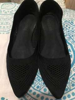 REPRICED: Black Crista Parisian Shoes