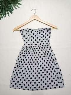 Polka Dots Tube Dress