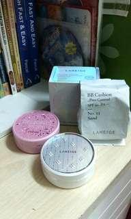 Laneige BB Cushion refill and casing