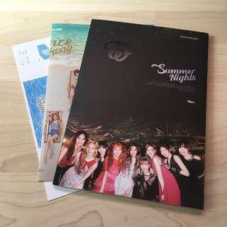 [UNSEALED] TWICE SUMMER NIGHTS
