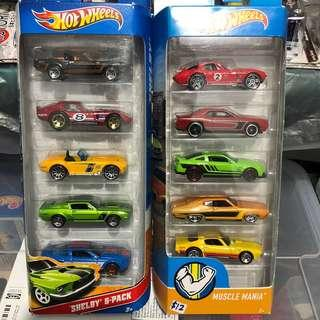 Hot Wheels Muscle Pack lot