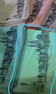 KLCC scarves by reanna scarve