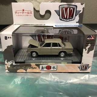M2 Datsun Bluebird