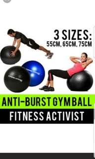 Yoga Gym Ball free delivery included