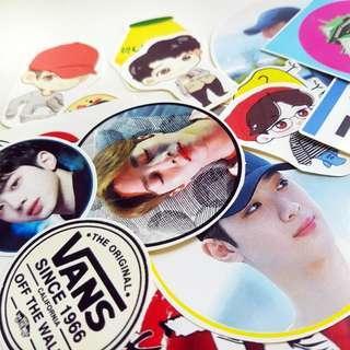 🚚 Kpop Stickers