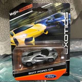 Maisto design Ford GT