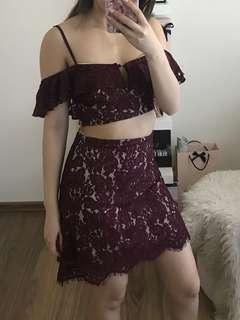 SHOWPO two set lace