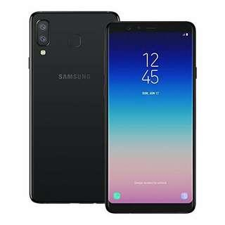 Local set with free delivery Samsung Galaxy A8 Star 64GB