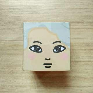 exo kai paper toy official notepad