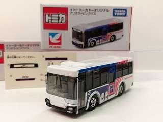 TOMY TOMICA NO. 8 三菱巴士 MITSUBISHI FUSO AERO STAR (日本直送)
