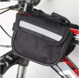 Brand new bicycle front pouch bag