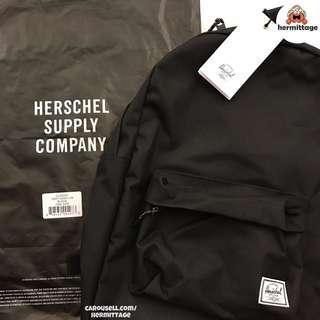 [AUTHENTIC, INSTOCK] Herschel Classic Backpack
