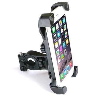 Super firm bike phone holder