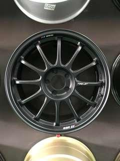 Sportrim - SSR - TYPE F - 18x7.5j - PCD 114.3 (Made in Japan)