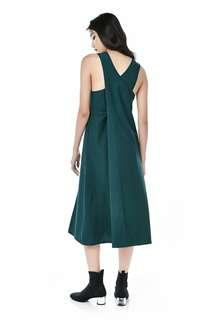 Looking for: Editor's Market Laelia Cross-back Midi Dress