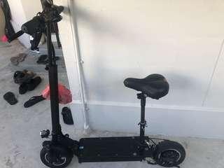 E Scooter 48V 18Ah
