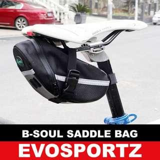 B-Soul Saddle Bag<22-Sep>