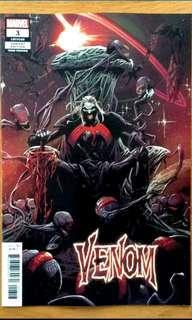 Venom #3 3rd print