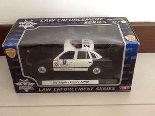LOS ANGELES COUNTY POLICE